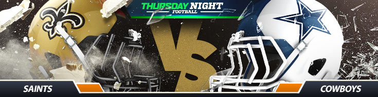 New Orleans Saints vs. Dallas Cowboys