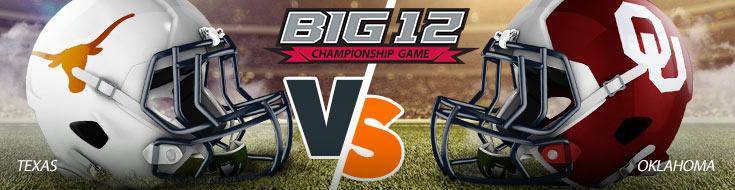Texas Longhorns vs. Oklahoma Sooners Big 12 Betting