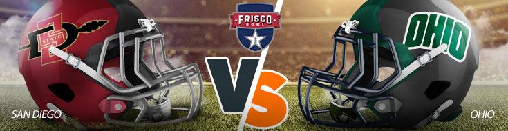 Frisco Bowl Betting Picks