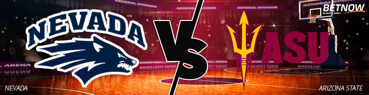 Nevada vs. Arizona State Basketball