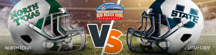 North Texas Mean Green vs. Utah State Aggies Betting Odds