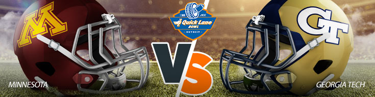 2018 Quick Lane Bowl Betting Preview