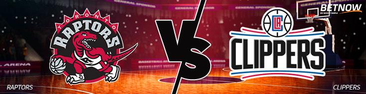 Toronto Raptors vs. Los Angeles Clippers NBA Betting Picks