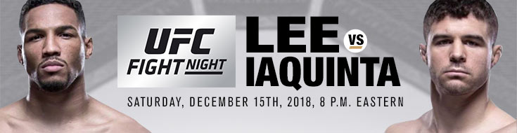 UFC on Fox 31 Betting Preview