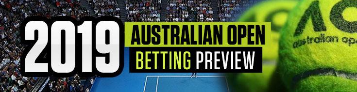 2019 Australian Open Betting