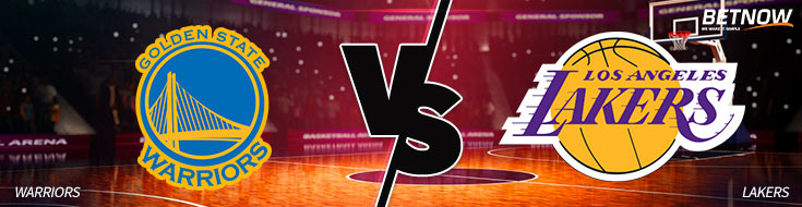 Golden State Warriors vs. Los Angeles Lakers Betting Preview