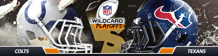 Image result for nfl wild card colts vs texans
