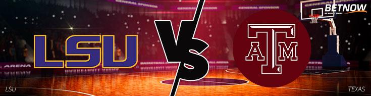 LSU vs. Texas A&M Basketball