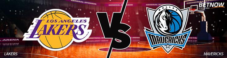 Los Angeles Lakers vs. Dallas Mavericks Betting Picks
