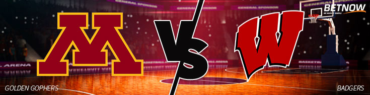 Minnesota vs. Wisconsin Basketball Betting