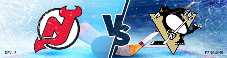 New Jersey Devils vs. Pittsburgh Penguins Betting Picks