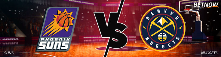 Phoenix Suns vs. Denver Nuggets betting