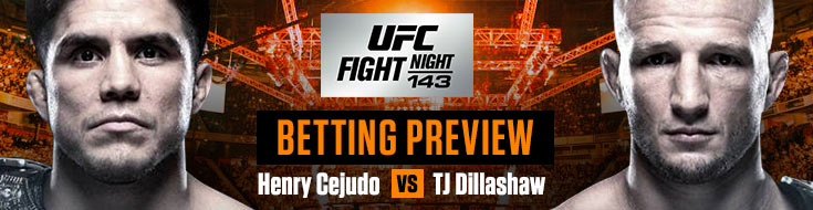 UFC Fight Night 143 Betting Preview