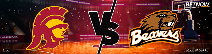 USC vs. Oregon State Basketball Betting pikcs