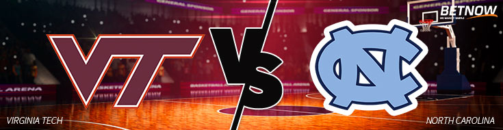 Virginia Tech vs. North Carolina Basketball Betting Picks
