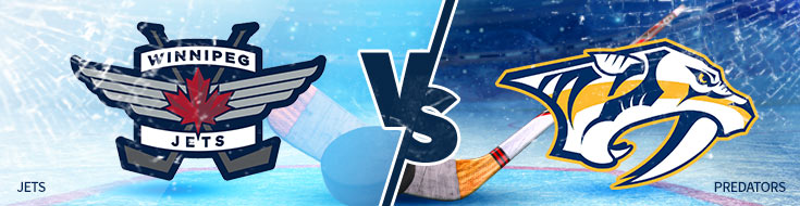 Winnipeg Jets vs. Nashville Predators Bertting picks