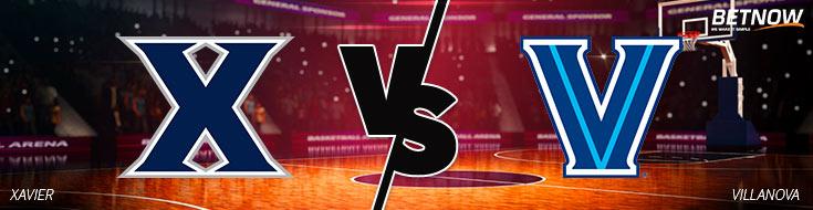 Xavier vs. Villanova Basketball Betting picka