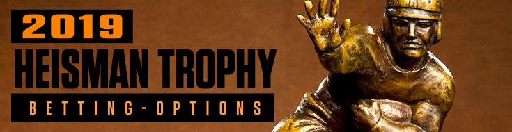 2019 Heisman Trophy Betting Options