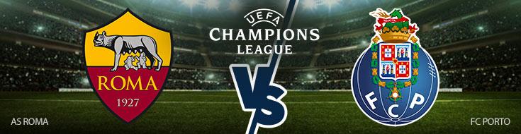 AS Roma vs. FC Porto