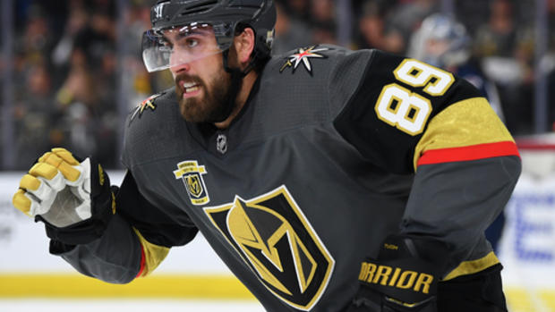 Alex Tuch - Dallas Stars vs. Vegas Golden Knights