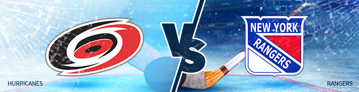 Caroline Hurricanes vs. New York Rangers Betting