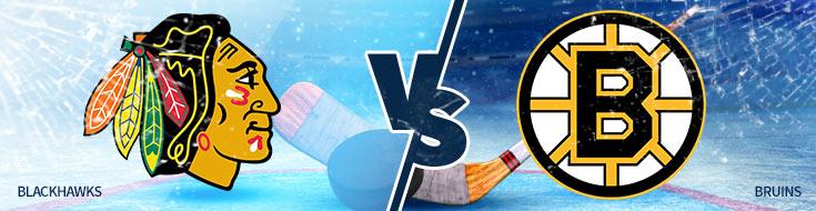 Chicago Blackhawks vs. Boston Bruins Betting Picks