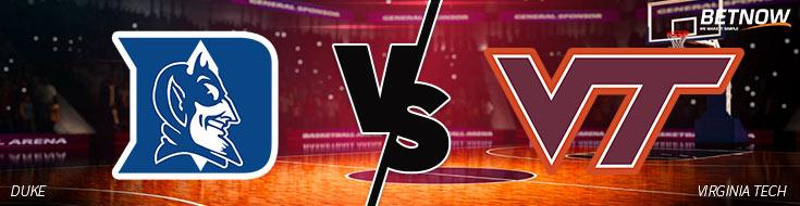 Duke vs. Virginia Tech Basketball Betting