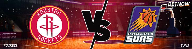 Houston Rockets vs. Phoenix Suns