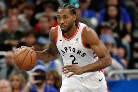Kawhi Leonard - San Antonio Spurs vs. Toronto Raptors