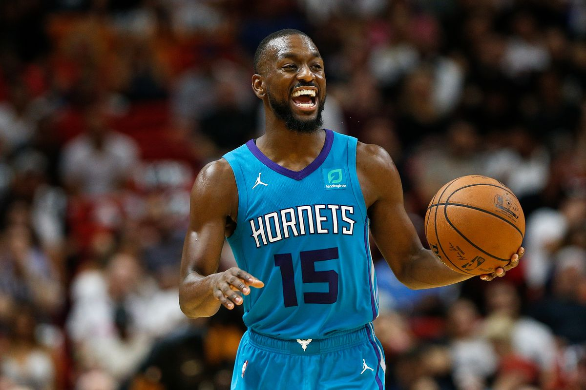 Kemba Walker - Golden State Warriors vs. Charlotte Hornets