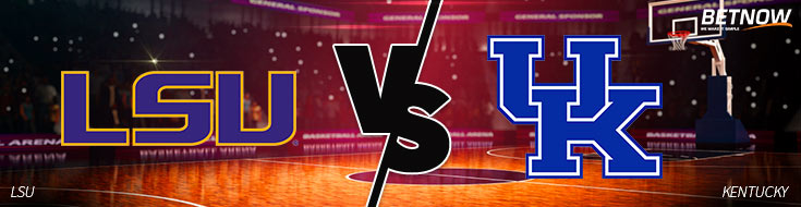 LSU vs. Kentucky Basketball Betting Picks
