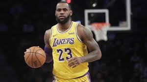 LeBron James - Houston Rockets vs. Los Angeles Lakers