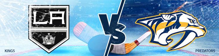 Los Angeles Kings vs. Nashville Predators