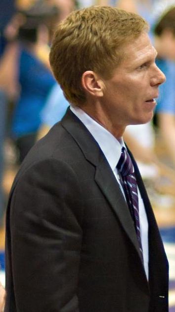mark Few Gonzaga Basketball