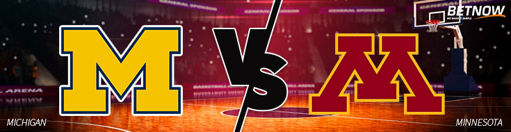 Michigan vs. Minnesota Basketball Betting Picks