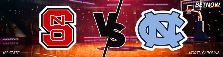 NC State vs. North Carolina Basketball