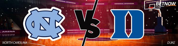 North Carolina vs. Duke Basketball Betting