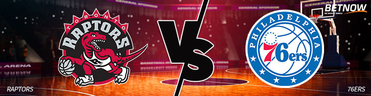Toronto Raptors vs. Philadelphia 76ers