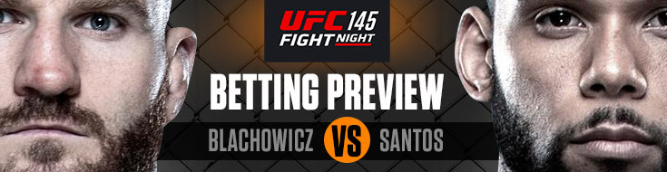 UFC Fight Night 145 Betting Preview
