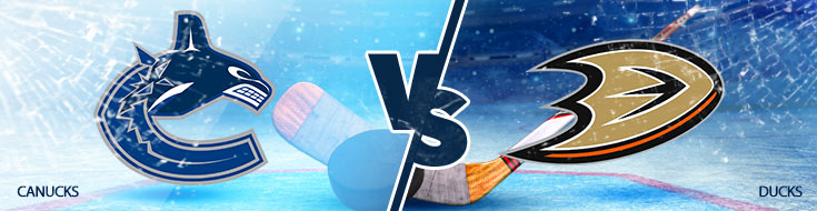 Vancouver Canucks vs. Anaheim Ducks Betting Picks