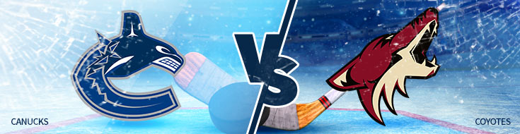 Vancouver Canucks vs. Arizona Coyotes Betting Picks
