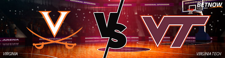 Virginia vs. Virginia Tech Basketball Betting