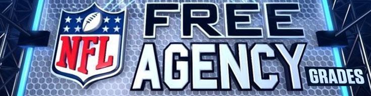 2019 NFL Free Agency Grades