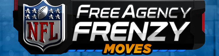2019 NFL Free Agency Moves