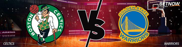 Boston Celtics vs. Golden State Warriors