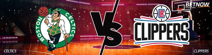 Boston Celtics vs. Los Angeles Clippers
