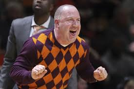 Buzz Williams - Virginia Tech vs. Florid State Basketball