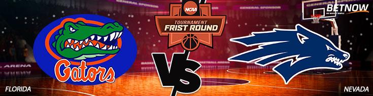 Florida vs. Nevada Basketball