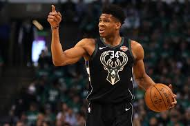Giannis Antetokounmpo - Milwaukee Bucks vs. Los Angeles Lakers