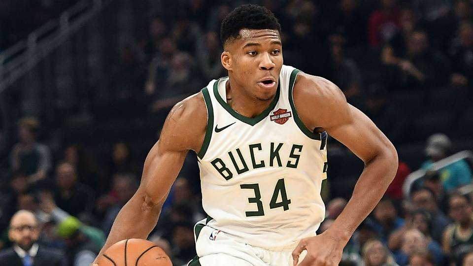 Giannis Antetokounmpo - Milwaukee Bucks vs. New Orleans Pelicans